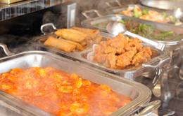 中華料理で立食パーティーも可能!